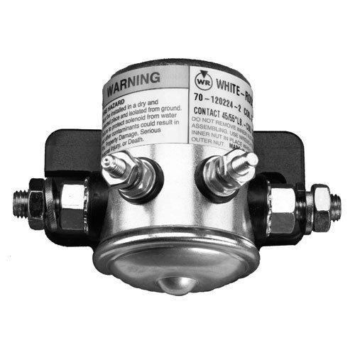Melex Golf Cart Wiring Diagram Battery: E-Z-GO 27855G01 Solenoid-36 Volt #124 Series