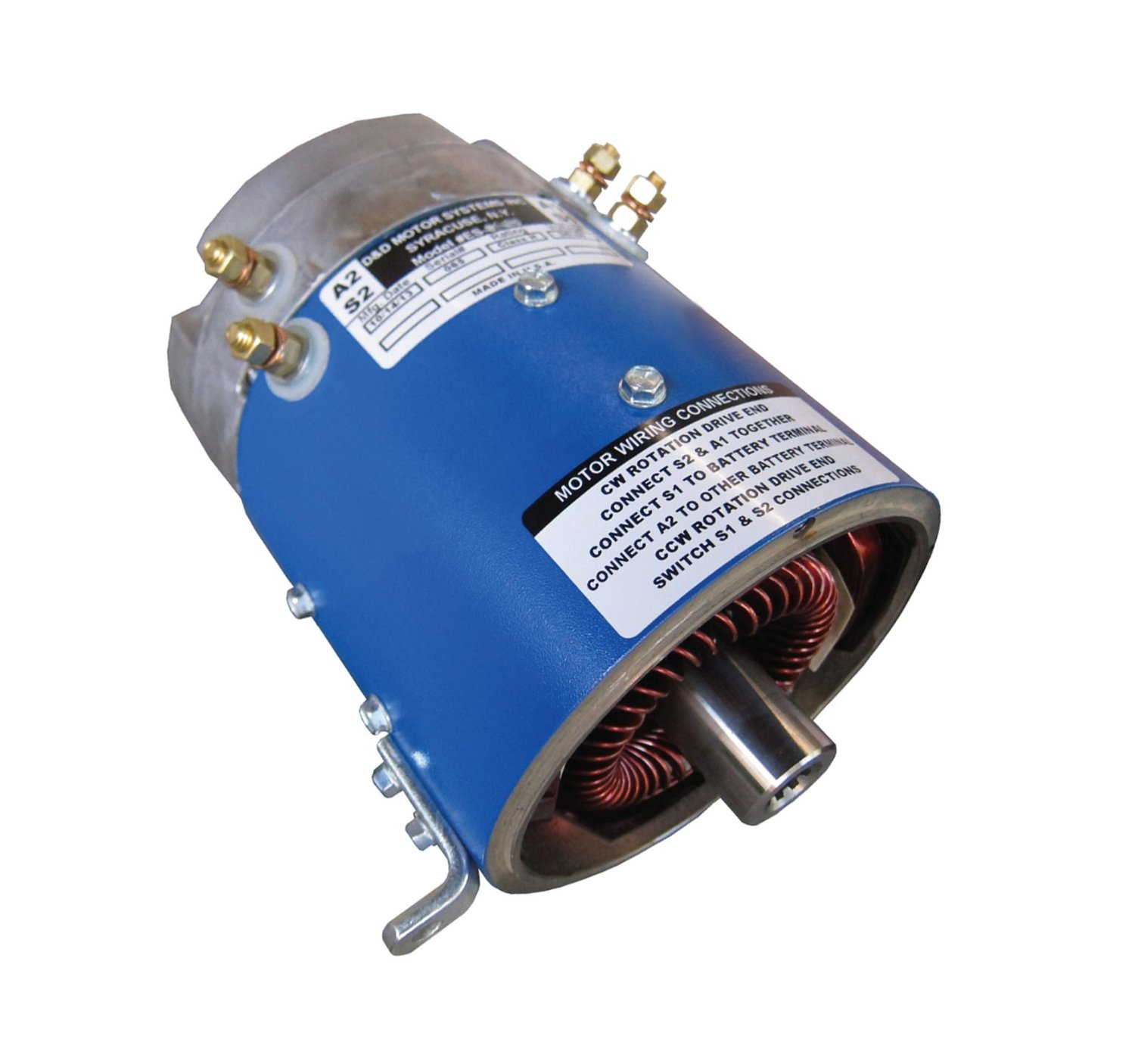 Large High Torque Electric Motor