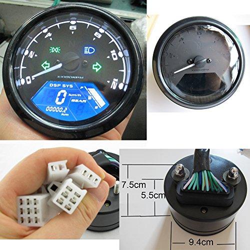 golf cart tachometer