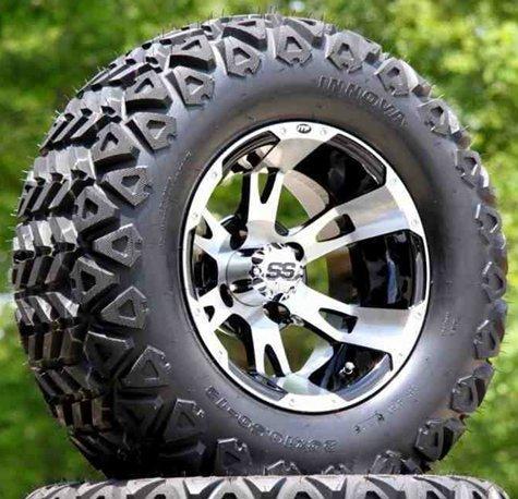 golf cart wheels