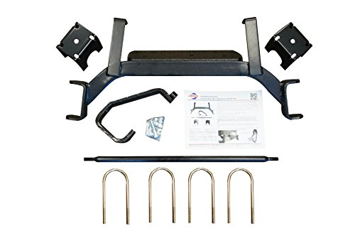 6 Drop Axle Lift Kit For Ezgo Txt Medalist Electric Gas